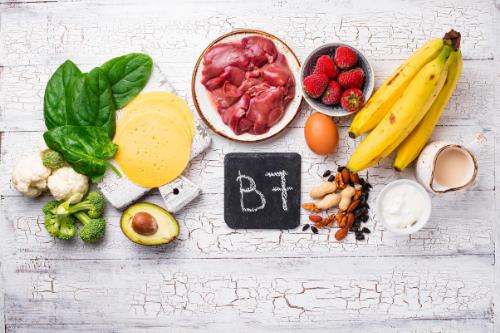 Vitamin B-Komplex auf www.tasnim.eu kaufen